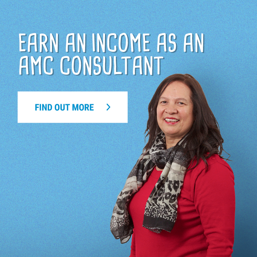 Become an AMC Sales Consulant