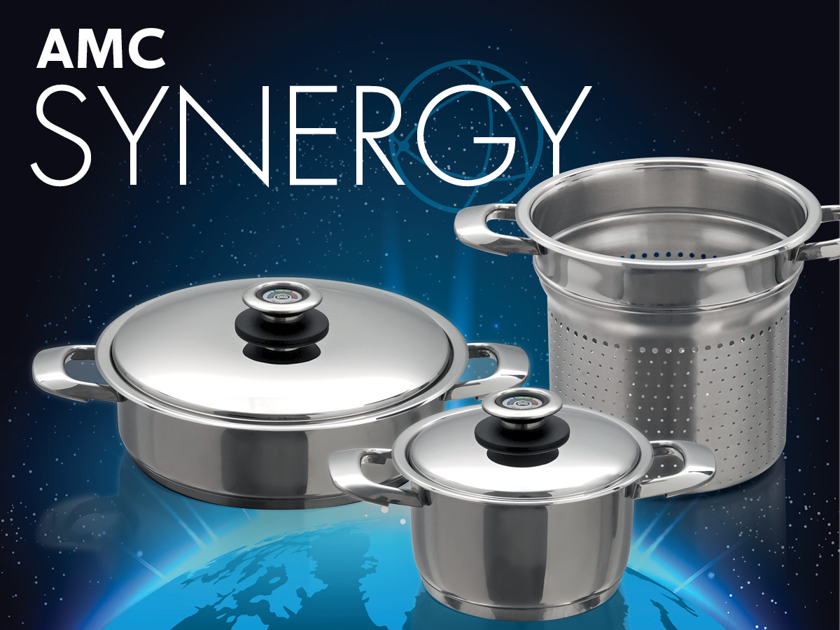 AMC Synergy Cookware