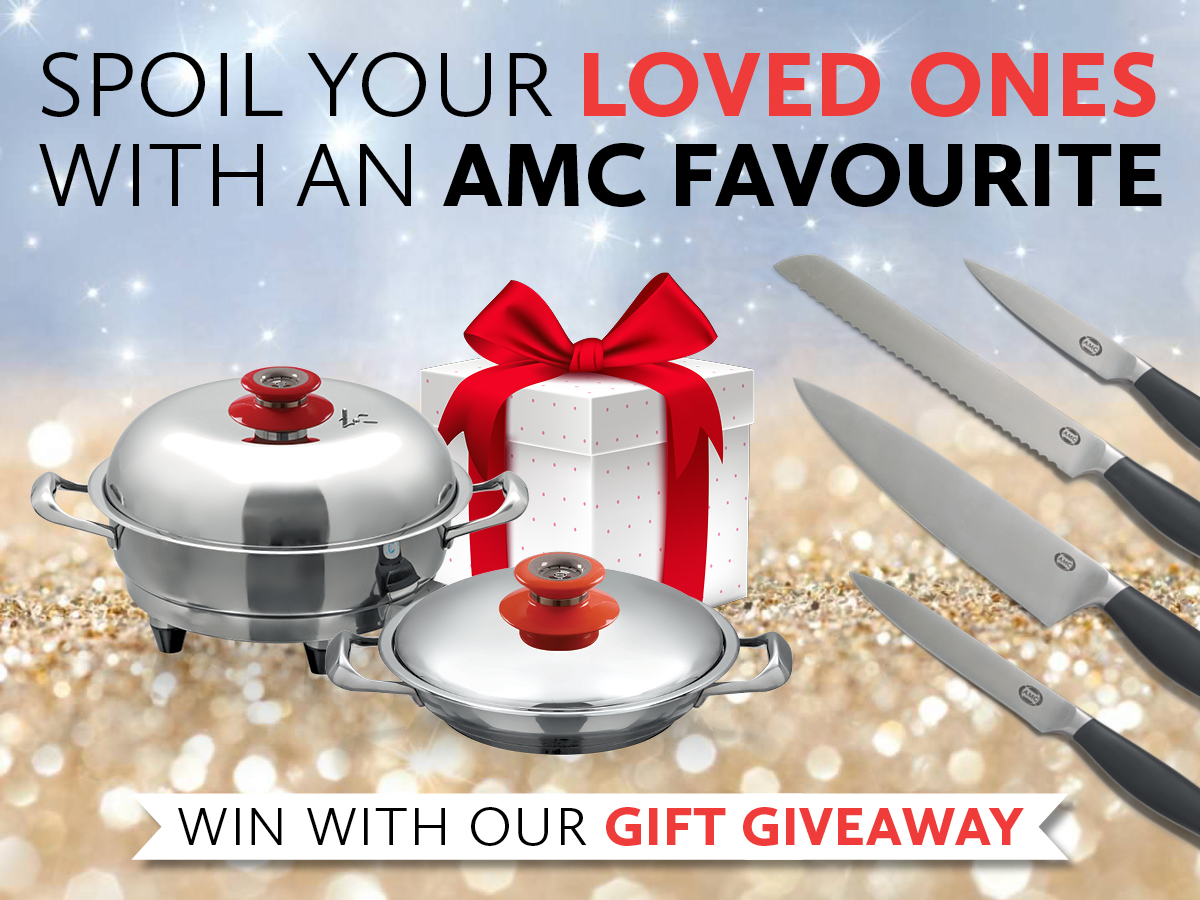 AMC gift ideas and giveaway 2016