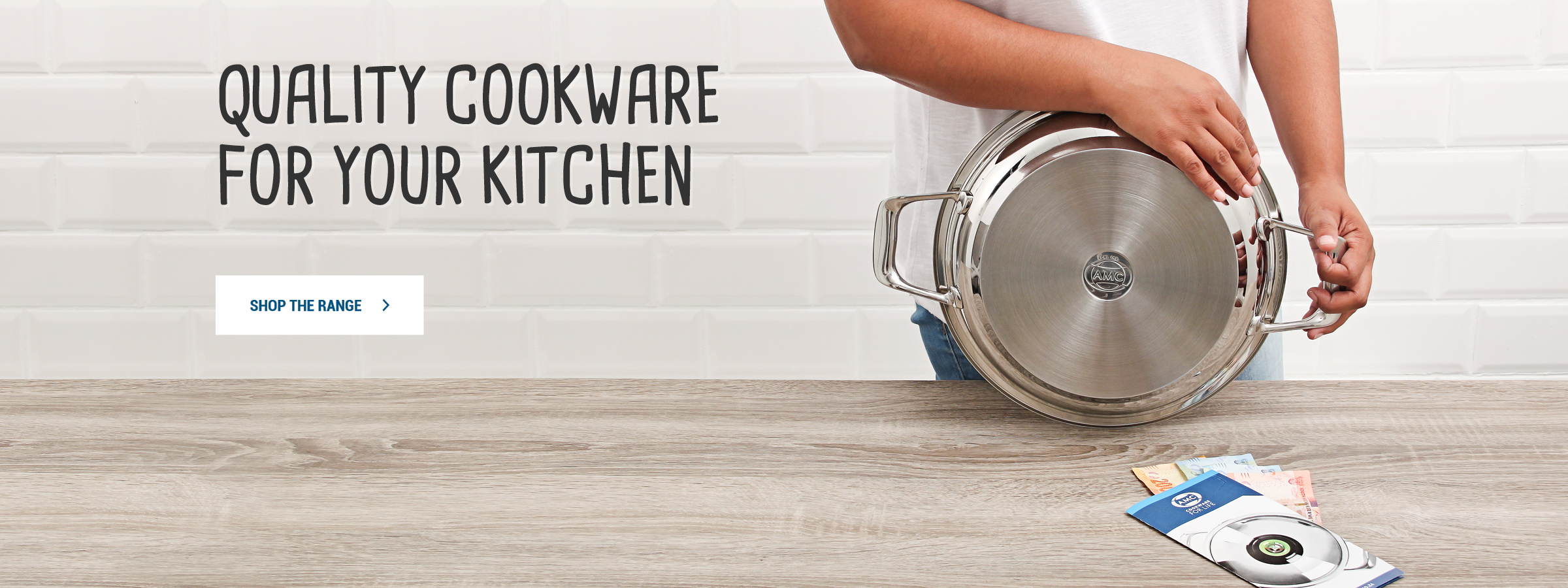 AMC Cookware for your kitchen