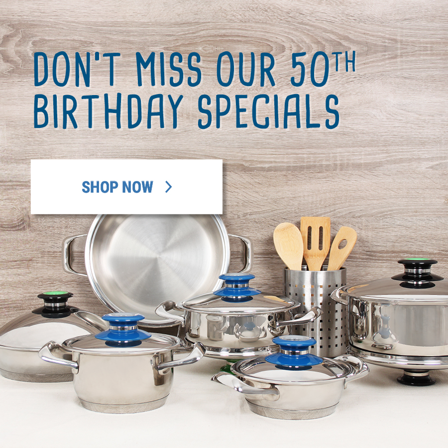 50th Birthday Combos available