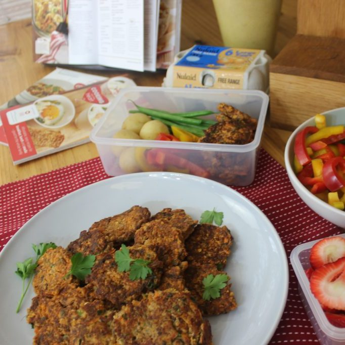 Easy fish cakes by AMC Brand Ambassador Heleen Meyer
