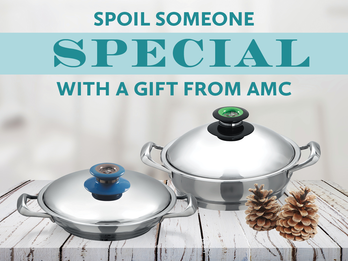 Spoil someone special with a gift from AMC