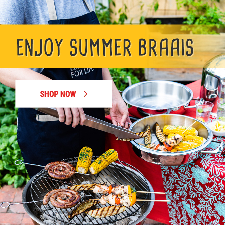 Enjoy Summer Braais