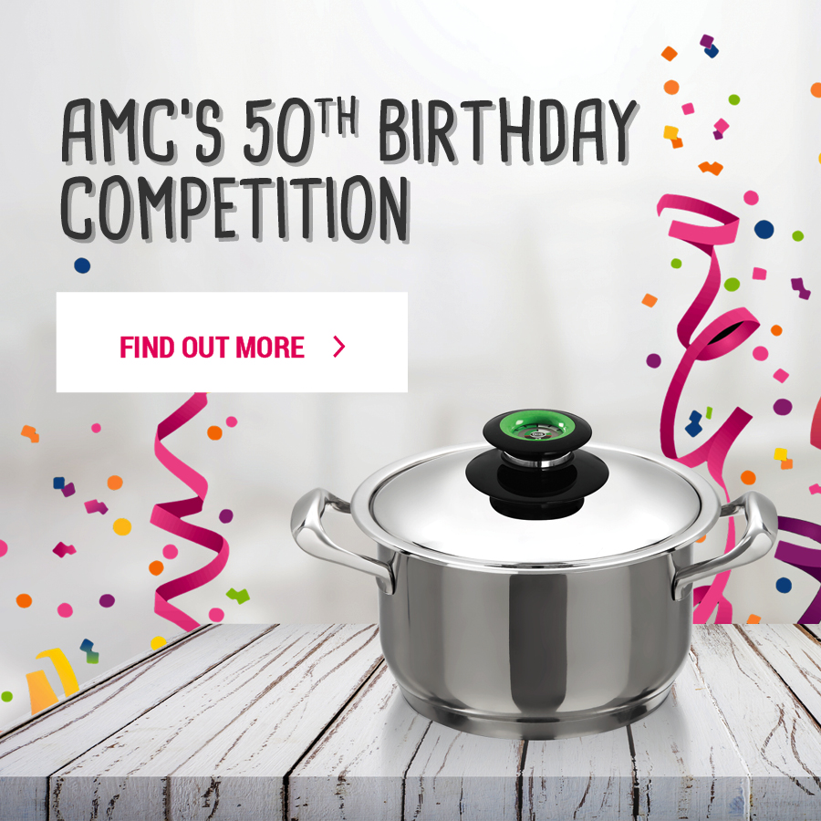 AMC's 50th Birthday Competition