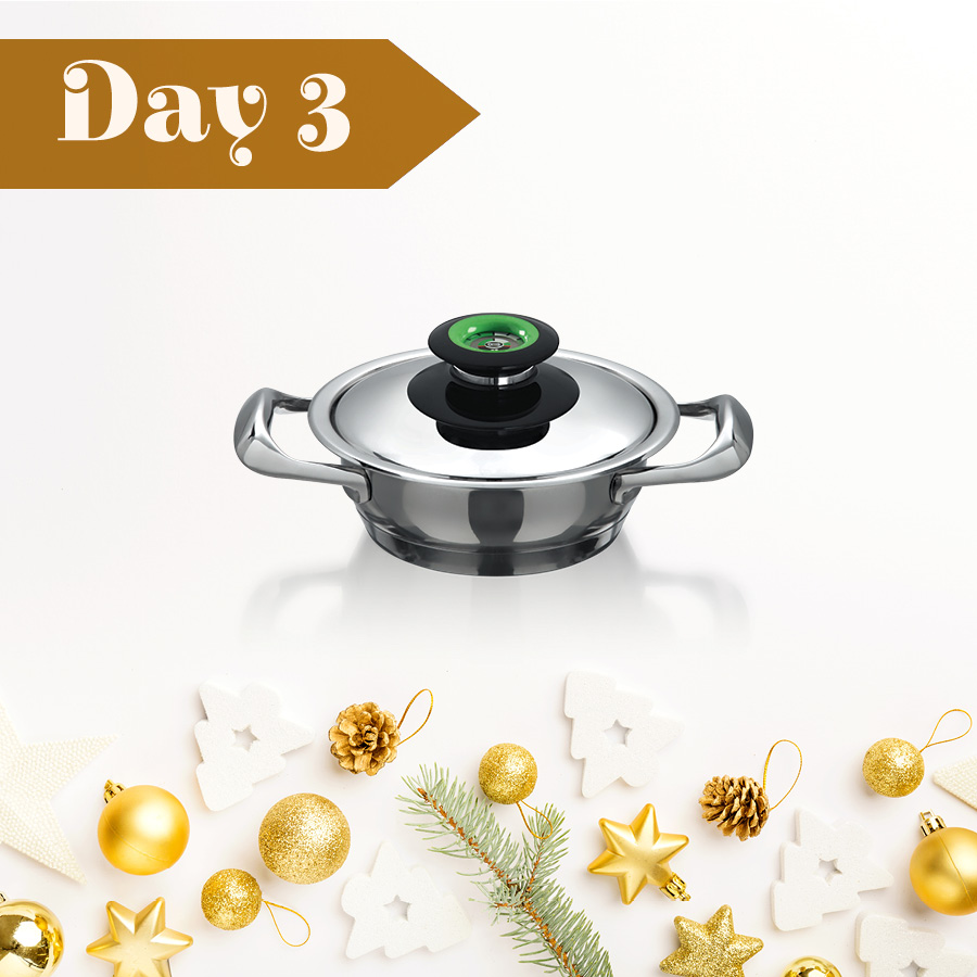 Day Three: Win an AMC 16 cm Gourmet Low