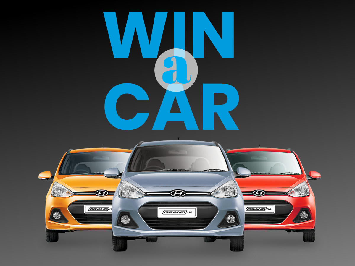 Win a car with AMC!
